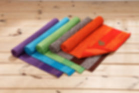 Natural Cotton Yoga Mats