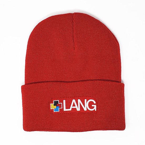 LANG Toque - Red
