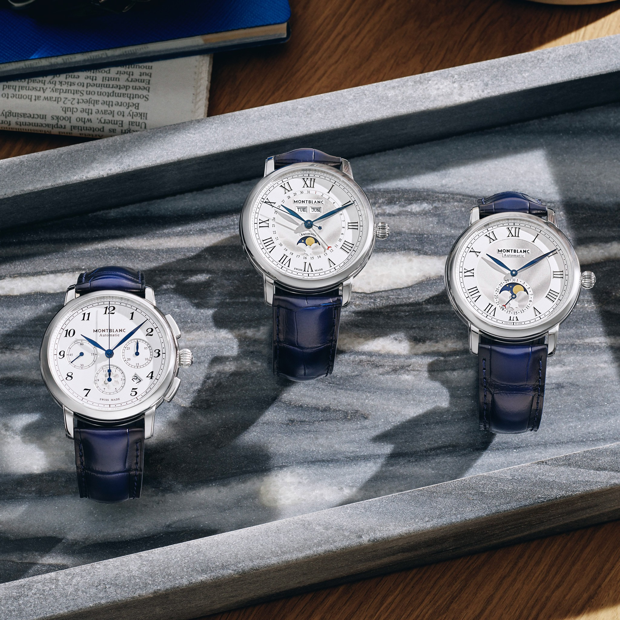 Montblanc Heritage Collection Ure Mood