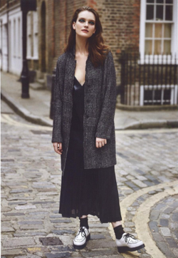 Falke Mayfair Magazine November 2016.