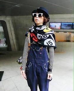 Electronic Sheep Seoul Fashion Week October 2015