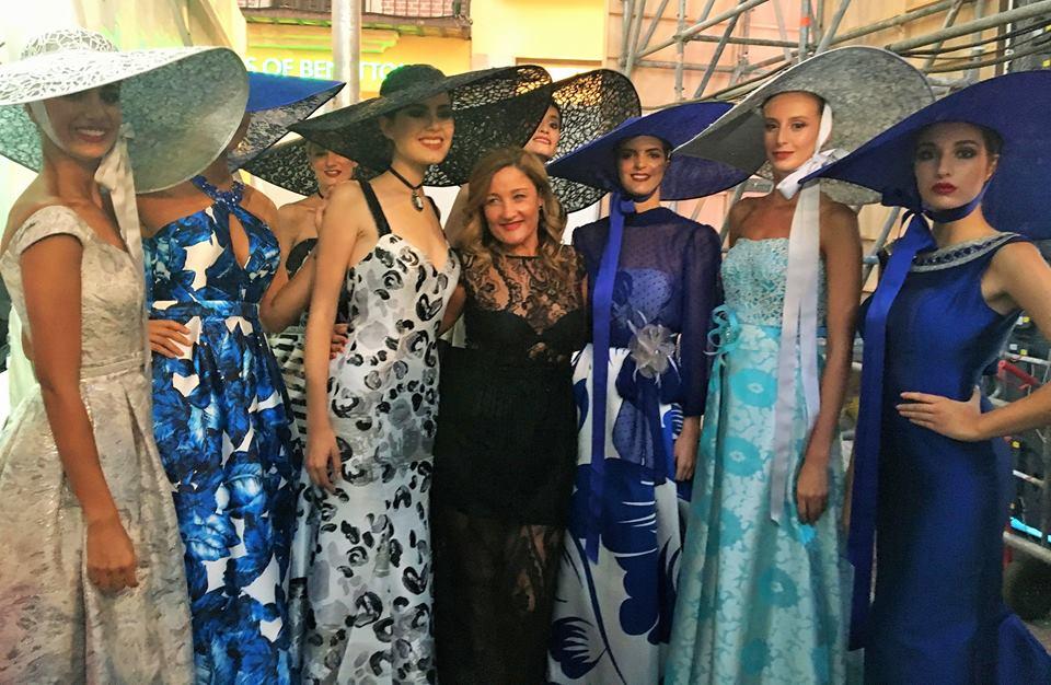 Sonia Pena Pasarela Larios Malaga Fashion Week 2016