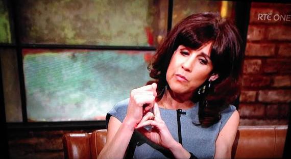 Diva RTE The Late Late Show 15.4.16