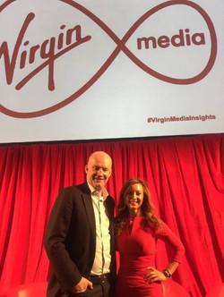 Sinead Desmon Virgin Media Press Call Sept 2016