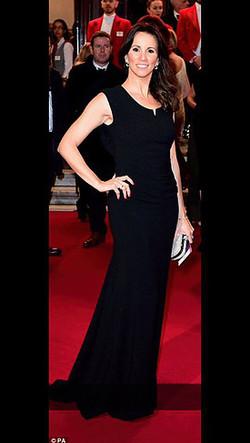 Andrea McLean Diva ITV Gala 2015
