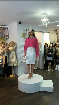 Louise Rawlins Dont Call Me Dear Galway Fashion Trail 2016