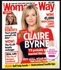 Diva Woman's Way Magazine January 2016