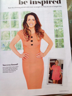Diva Slimming World Mag August '15