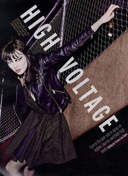 Falke Net Tights Fabulous Magazine 27.12.15