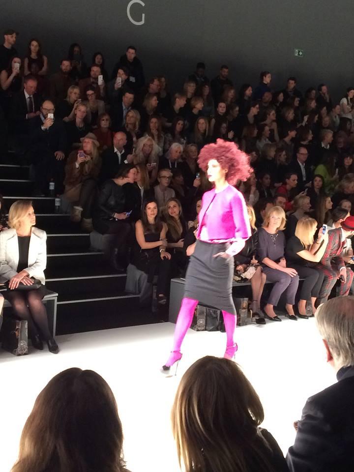 Falke Berlin Fashion Week Pure Matt 50