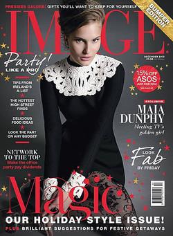 Falke Image Magazine December 2013