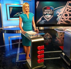 Diva Lydia Sleeveless CNN Sport October 2016