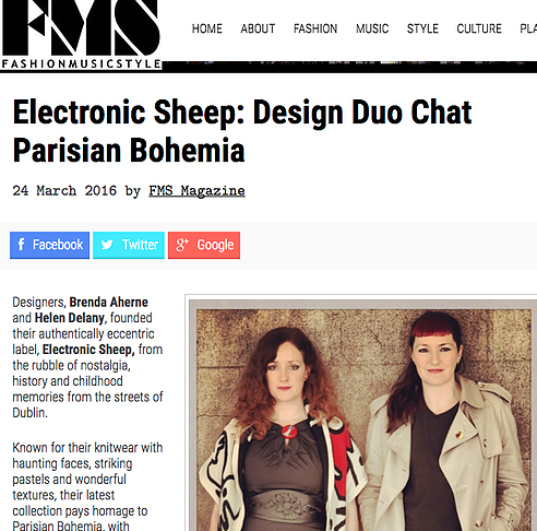 Electronic Sheep FMS Magazine March 2016