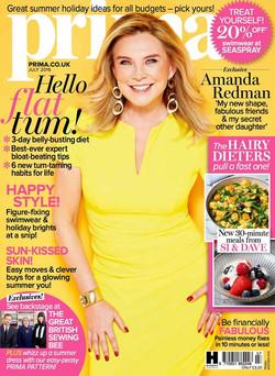 Diva Prima Magazine July 2016