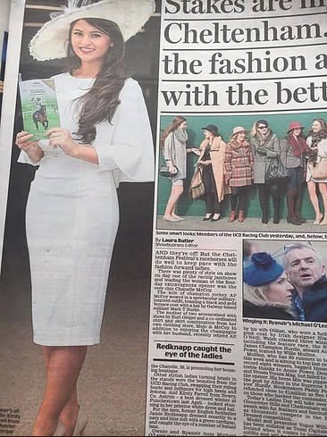 Diva Lizanne The Irish Times March 2016