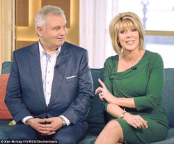 Diva Penelope ITV This Morning May 2016