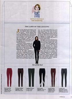 Falke Leggings Stella Magazine 3.1.16