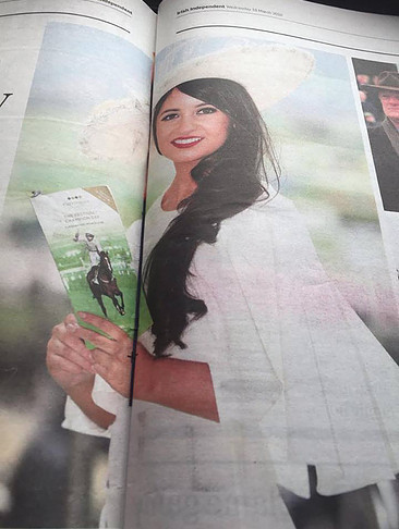 Diva Lizanne Irish Independent March 2016