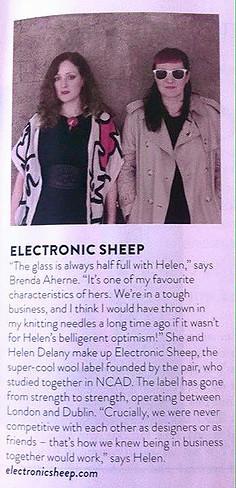 Electronic Sheep Image Magazine June 2015