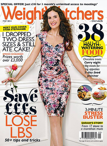 Diva Weightwatchers Mag May 2014