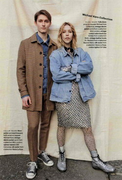 Falke Tights Glamour Magazine August 2016