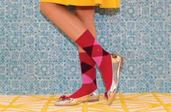 Burlington Marlybone Socks AW16