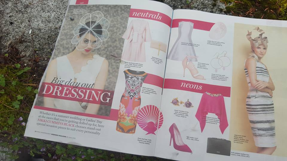 Louise Rawlins Irish Independent Weekend Magazine 26.6.16