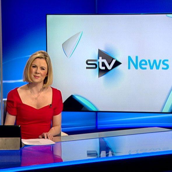 Diva Deliah Dress STV News Oct 2015