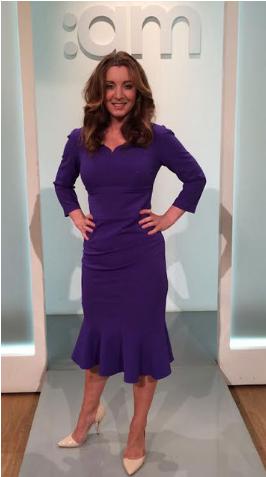 Diva Howden Dress Ireland AM 3.10.16