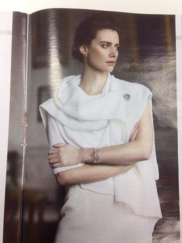 Louise Rawlins Sunday Independent Life Magazine April 2015