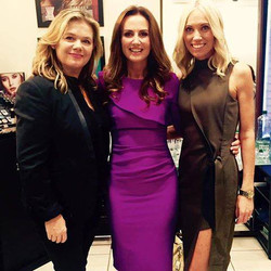 Seed Aspley Dress Lorraine Keane Divine AW16 Fashion Show