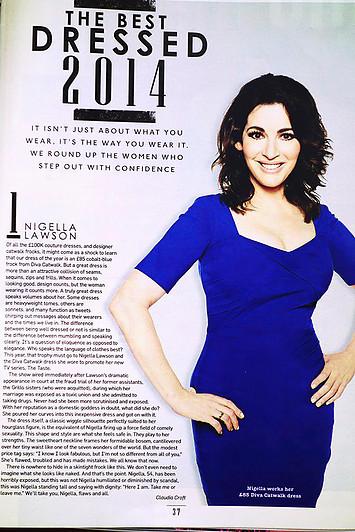 Diva The Sunday Times Style Magazine 2014