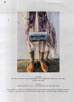 Falke The Sunday Times Style Magazine 17.1.16