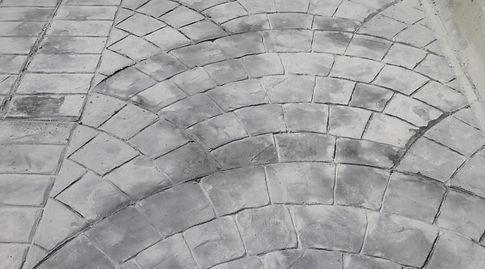 cemento stampato resintec