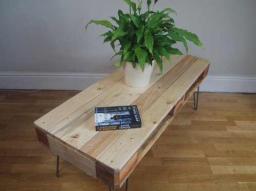 Clean coffee table