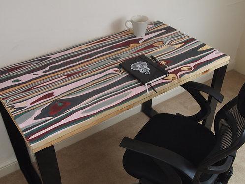 Muted Desk