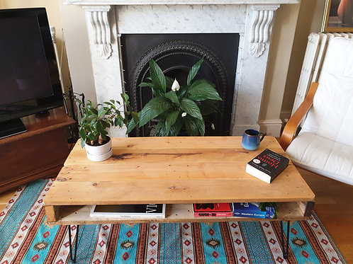 Copy of Clean pallet coffee table