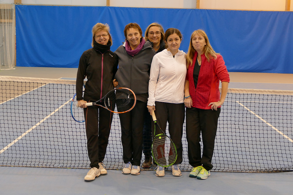 Equipe +35 ans Dames