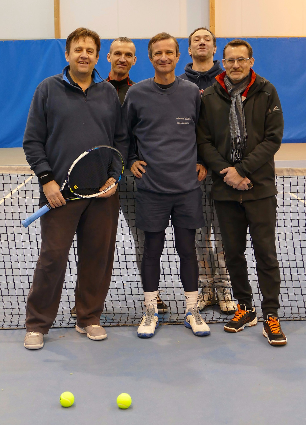 Equipe +35 ans Hommes