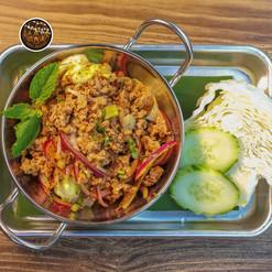Thai Pork Salad(Larb)