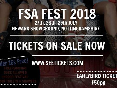 FSA Fest Information