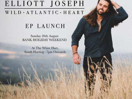 Wild Atlantic Heart EP by Elliott Joseph