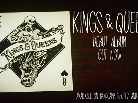 Review of Kings and Queens self titled album.