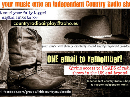 A New Way to Contact Independent Country Radio Stations