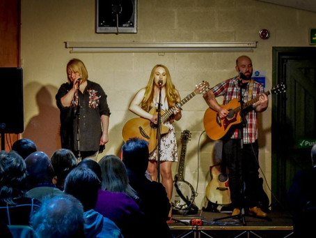 Review of Wolverhampton Country Songwriters Night 24/3/18