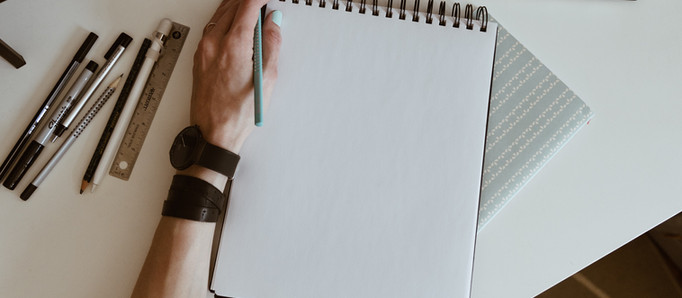 Meu Processo Criativo em 4 passos - uma forma de estimular a Criatividade.