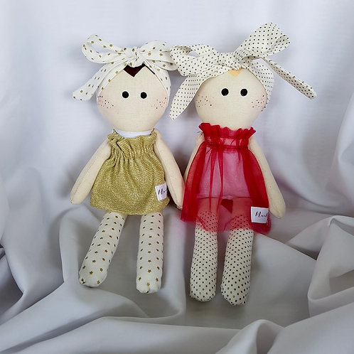 Jolly Collection MacNilly Doll