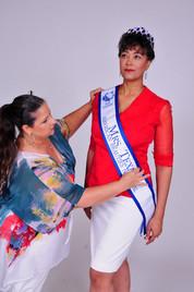 Lisa Martin - MRS Texas American Beautie