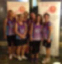Winners of B/C-grade Coffs Harbour Women's Basketball