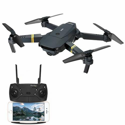 Drona E58, rezolutie 1080P